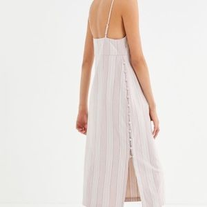 Urban Outfitters Dresses - UO Sicily Midi Slip Dress